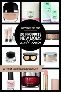 Baby Shower Gift Ideas: 20 Products New Moms Will Love - Spaceships and Laser Beams