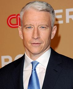 Anderson Cooper of CNN- An unbiased journalist who does his homework and interviews people fairly.