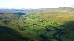 Mallerstang - Yorkshire Dales
