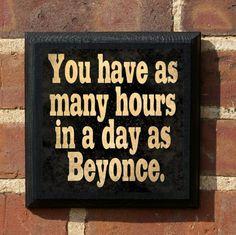 Beyonce Wall Art @Hana L. Wantuck @Fellow Fellow