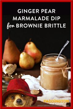 Paddington's friends at Brownie Brittle have put together a special recipe in honor of Paddington's big weekend!