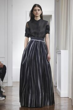 Martin Grant Ready To Wear Spring Summer 2016 Paris - NOWFASHION