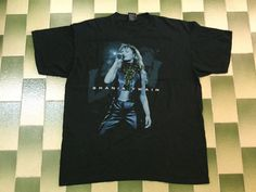 33a507413 Vintage 90s 1999 Shania Twain Country Music Tour Double-Sided Print T-Shirt  Size XL Tee Shirt