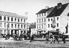 Berlin, Kaiser Wilhelm, Kirchen, Retro, Louvre, Street View, Building, Travel, Townhouse