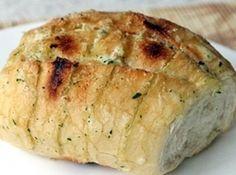 Pão de Alho Vapt-vupt
