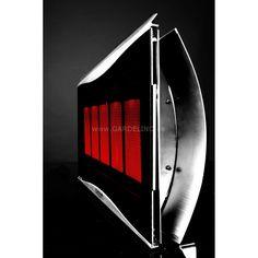 Design Infrarot Heizstrahler Platinum Range