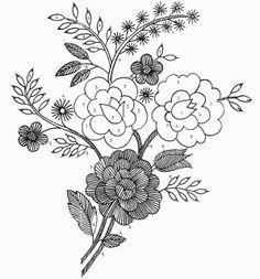 Mustrilaegas: Lilledega tikand
