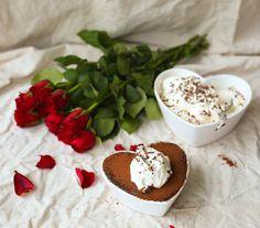 Valentine, Heart-shaped Chocolate Cream Peanut Butter Tart - KokiDoo
