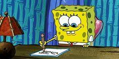 SpongeBob Clarifies How His Name Should Be Spelt