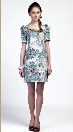35 Modelos de Vestidos Vintage que você vai amar!