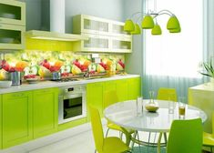 Kitchen Backsplash, Kitchen Cabinets, Funky Kitchen, Design Case, My Dream Home, Future House, Decor Styles, Sweet Home, Room Decor
