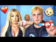 SHE'S PREGNANT. - YouTube Jake Paul Team 10, Logan Paul, Paul Song, Photography Topics, Freestyle Music, Science Topics, Scary Clowns, News Channels, Sports News