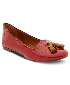 Report Shoes, Watson Smoking Flats - Smoking Flats - Shoes - Macy's