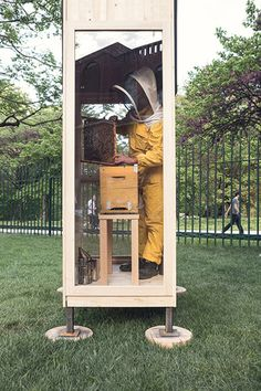Honey Factory by Francesco Faccin