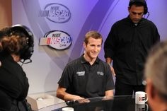 PHOTOS (Oct. 6, 2012): Kasey Kahne on 'Inside NASCAR.' More: http://www.hendrickmotorsports.com/news/photos/2012/10/06/Kasey-Kahne-on-Inside-NASCAR#.