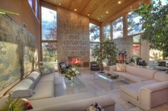 39 Gorgeous Sunken Living Room Ideas - Designing IdeaFacebookGoogle+PinterestTumblrTwitterYouTube
