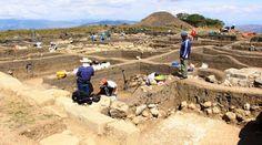 Intact 2,700-year-old tomb found in northern Peru.  The site of the 2,700-year-old tomb is located in northern Peru's  Cajamarca region [Credit: Wilfredo Sandoval/El Comercio]