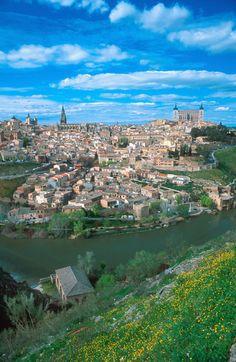 Toledo, España muy cerca de Villa Nazules Hotel Hípica Spa