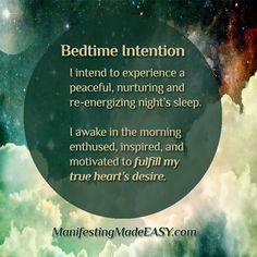Sleep tight my beautiful friends.  #easymanifesting http://manifestingmadeeasy.com/invitation