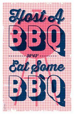 BBQ Prints