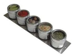 Soho Spices Speed Rack with 5 Containers