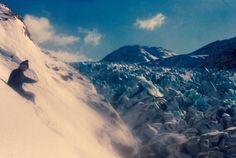 Grønnedal Arsuk Glacier isbræ