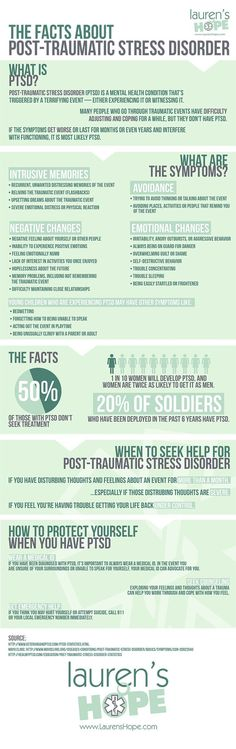 Psychology : Psychology : June is #PTSD Awareness Month. #PostTraumaticStressDisorder affects