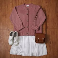 Kpop Outfits, Skirt Outfits, Chic Outfits, Product List, Japan Style, Japan Fashion, Aesthetic Clothes, Ulzzang, Korean Fashion