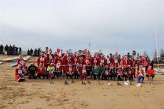 40 deportistas Navideños en Laredo. Navidad 2013.