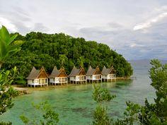 Our bungalows @ Club Tara Beach Resort - Surigao Island Philippines Resorts In Philippines, Philippines People, Visit Philippines, Philippines Travel, Surigao City, Travel Photos, Travel Tips, Backpacking Ireland, Philippines