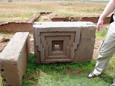 Top 10 Archaeological Discoveries We Still Don't Get -Interlocking Stones as Puma Punku