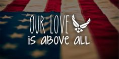 Our Love Is Above All Vinyl Decal by CGAINSTUDIO on Etsy