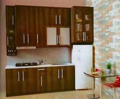 Design Kitchen Set harga & 70 model gambar kitchen set minimalis | desainrumahnya