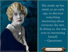Queenisms are original jolts of inspiration by Kathy Kinney and Cindy Ratzlaff of Queen of Your Own Life.