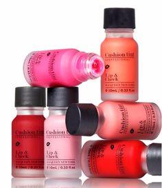 Macqueen Newyork Creamy Lip Tint Blusher 6 Colors 10ml #MacqueenNewyork
