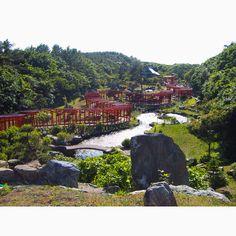 the Takayama Inari Shrine