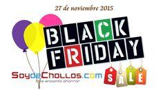 fecha Black-Friday 2015 españa ofertas Amazon PcComponentes Mediamarkt Corte Ingles