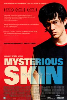 """""""Mysterious Skin""""."""