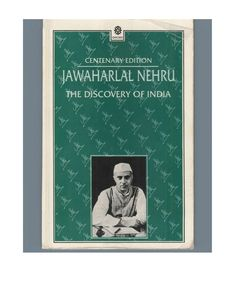 discovery-ofindiabyjawaharlalnehru by via Slideshare Discovery, Fails, Books To Read, Reading, Word Reading, The Reader, Reading Books