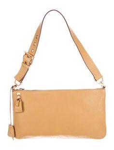 e5da4ee49a23 Prada Vitello Daino Flat Shoulder Bag Consignment Online, Luxury Consignment,  Prada
