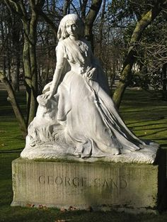 Journée de la femme, rares statues de femmes célèbres à Paris: Maria Deraisme…