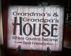 grandma grandpa cousins saying - Google Search