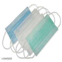 Others Medical Disposable 3 Ply Mask COMBO Material :- PP Non woven Size :- Size :- Free Size  Quality :- 3 Layer Ear loop :- Elastic ear loop Multipack: 5 Country of Origin: India Sizes Available: Free Size *Proof of Safe Delivery! Click to know on Safety Standards of Delivery Partners- https://ltl.sh/y_nZrAV3  Catalog Rating: ★4.3 (572)  Catalog Name: Medical Disposable 3 Ply Mask COMBO CatalogID_881580 C84-SC1284 Code: 721-5845255-