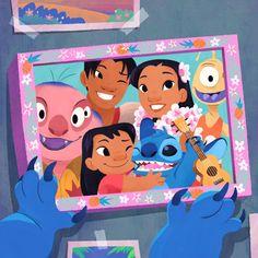 Walt Disney, Disney Magic, Disney Art, Disney Pixar, Disney Frozen, Hipster Wallpaper, Disney Wallpaper, Lilo Y Stitch, Cute Disney Pictures