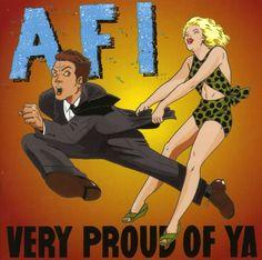 A.F.I. - Very Proud of Ya, Green