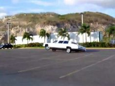 A limo on a 3 wheel motion (One Up)....