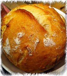 Pain maison bien croustillant The best recipe for Crispy Homemade Bread! To try it is to adopt it! Ingredients: – 500 gr of flour or organic) – 300 ml of water – 1 sachet of baker's yeast – 2 teaspoons of salt Cooking Chef, Cooking Recipes, Homemade Crisps, Bakers Yeast, Crisp Bread, Naan Recipe, Farine T45, Eat Smart, Bread Recipes