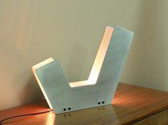 Table Lamp Industrial Lighting Desk Lamp Metal Sculpture