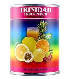 Trinidad and Tobago Fruit Punch Trinidadian Recipes, Soca Music, Trini Food, Island Food, Island Life, Caribbean Recipes, Caribbean Food, Port Of Spain, Caribbean Culture