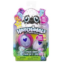 styles Colors Ma 12 Pack Easter Egg Carton 2019 Fashion Hatchimals Colleggtibles Season 3